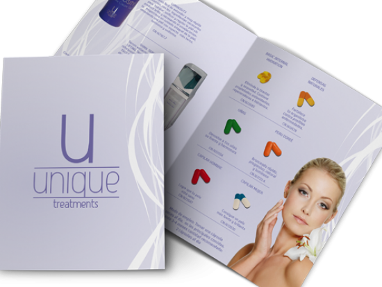 Carpeta Unique Treatments