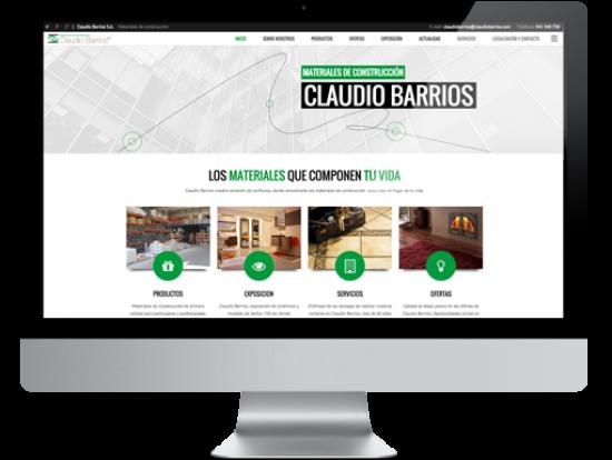 Home Claudio Barrios