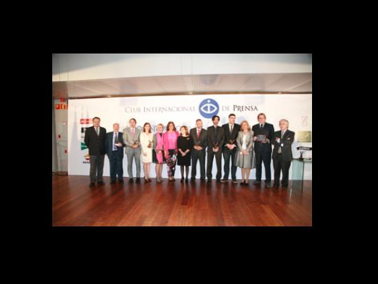 TRASERA Club Internacional de prensa