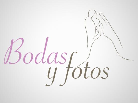 Logo bodas y fotos
