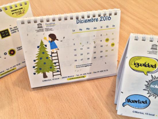 fundipax Calendario