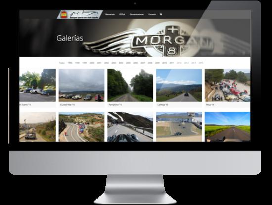 Web  club morgan_galeria