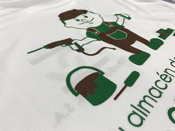 imagen 2 tintas camisetas
