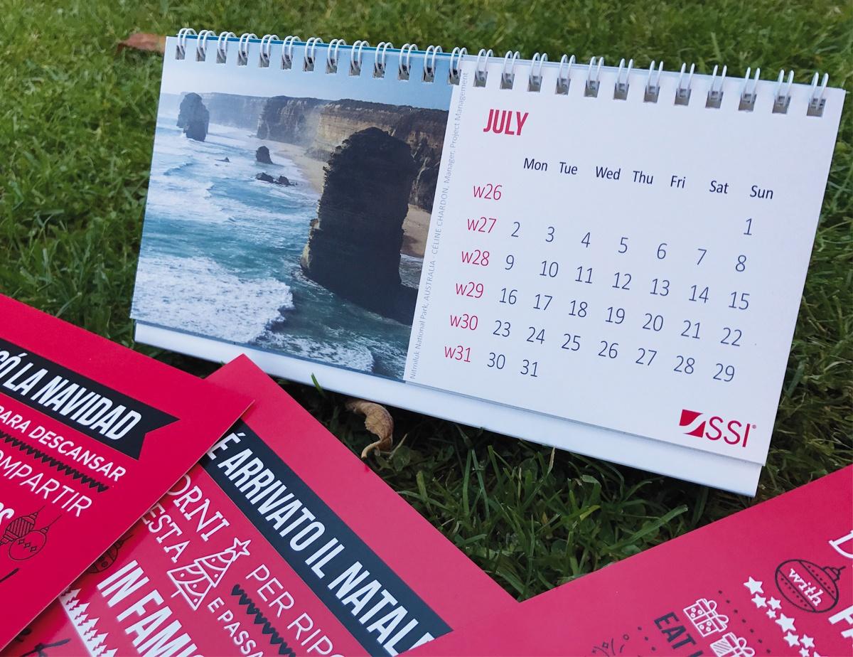 calendarios corporativo