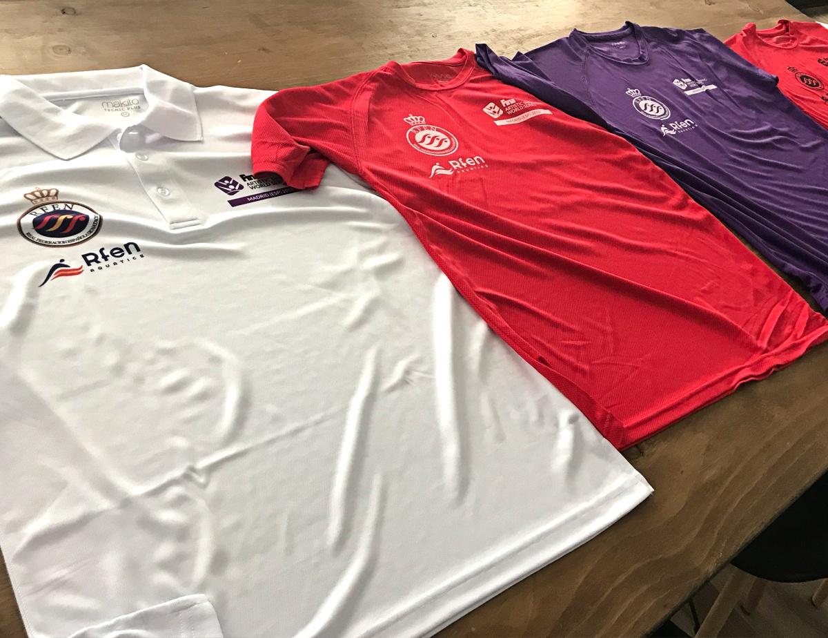 camisetas corporativas eventos