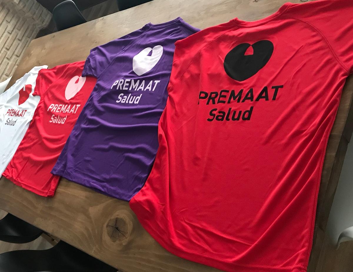 camisetas serigrafiadas para eventos
