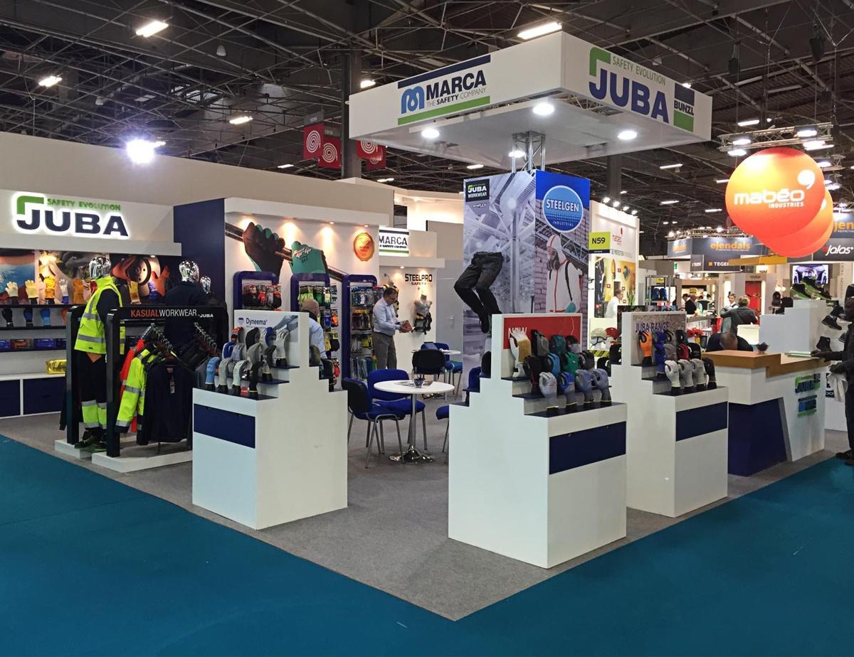 stand zona JUBA paris 2019